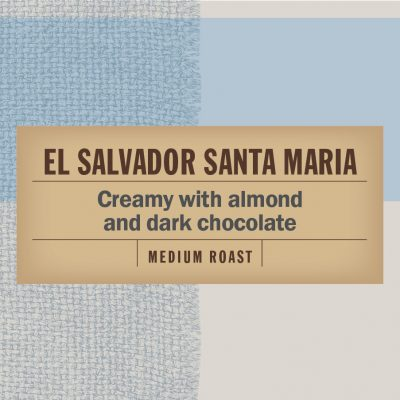 El Salvador Santa Maria Coffee