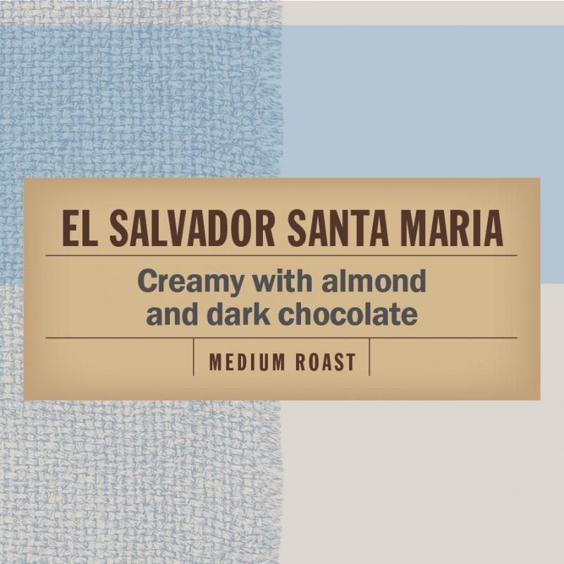 El Salvador Santa Maria Coffee