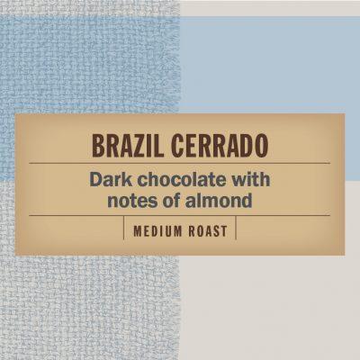 Brazil Cerrado Coffee